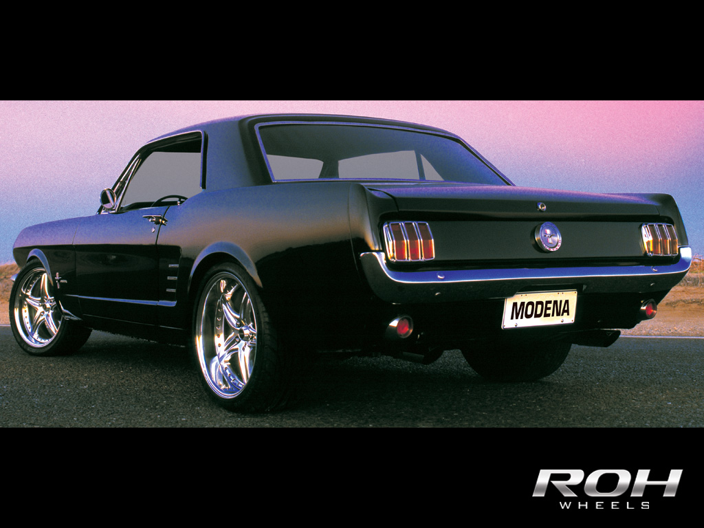 1966 Ford Mustang Hd Wallpaper Wallpapers Comp